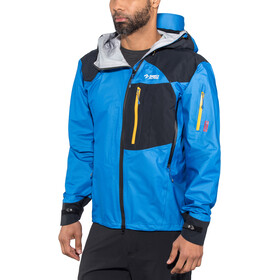 Directalpine Guide 6.0 Jacket Men blue/anthracite/gold